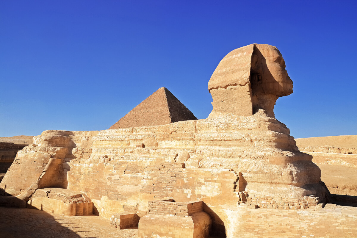 Day 2: Giza Pyramids and the Egyptian Museum