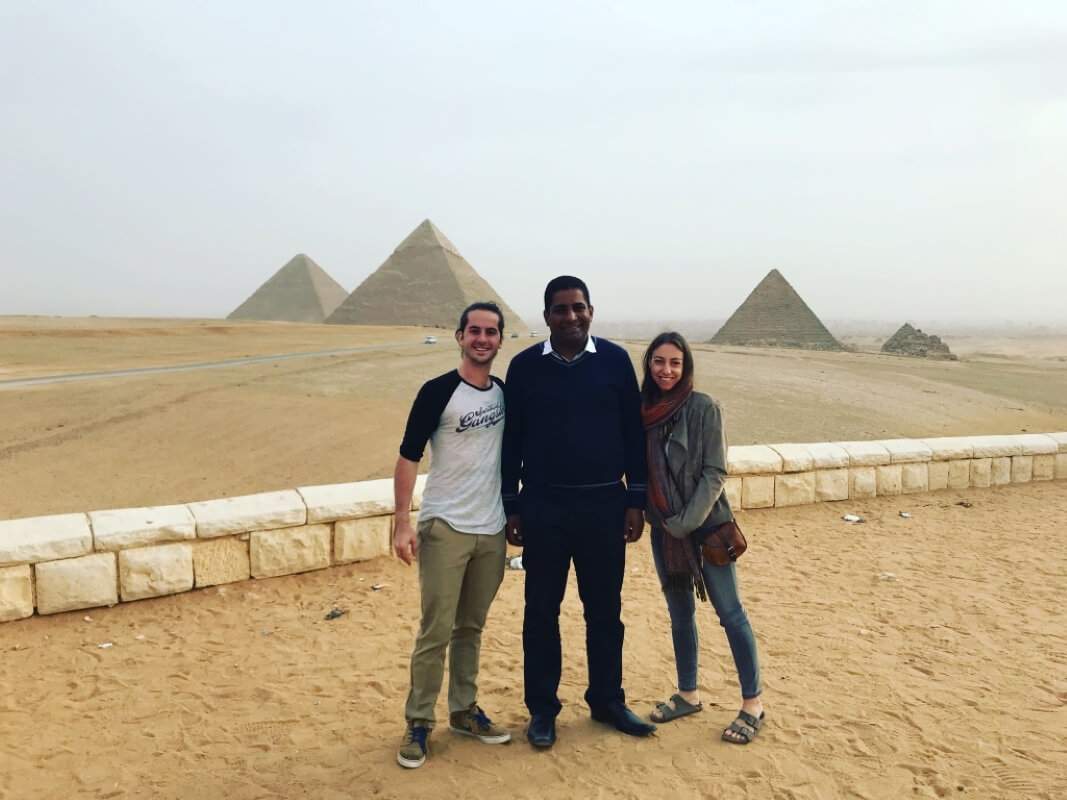 Day 2: Giza Pyramids & Egyptian Museum