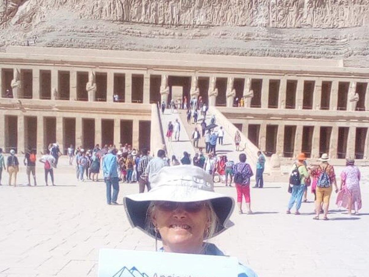 Day 3:  Luxor (West Bank) tour / Sleeping Train