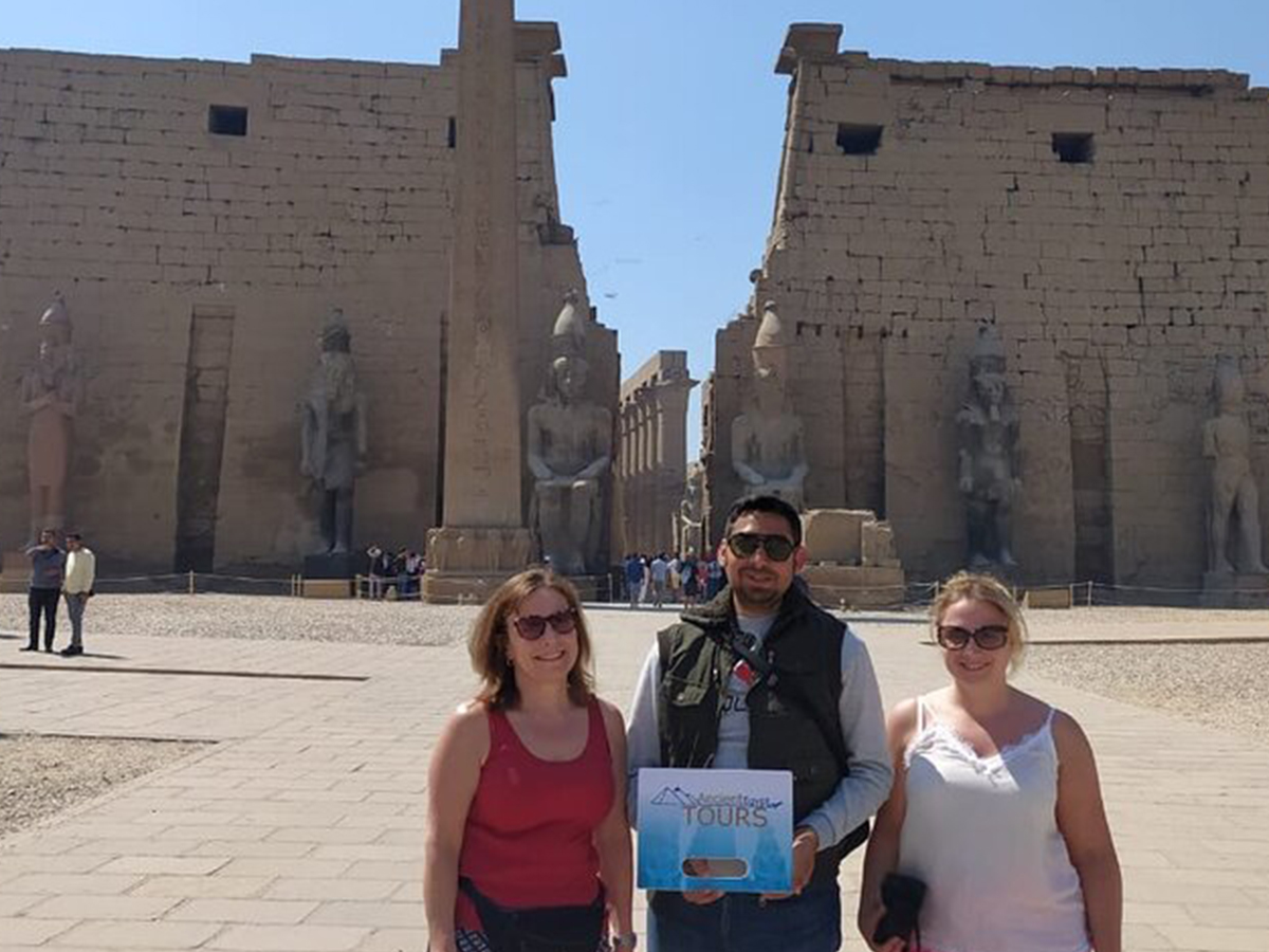 Day 4: Luxor Sightseeing Tour